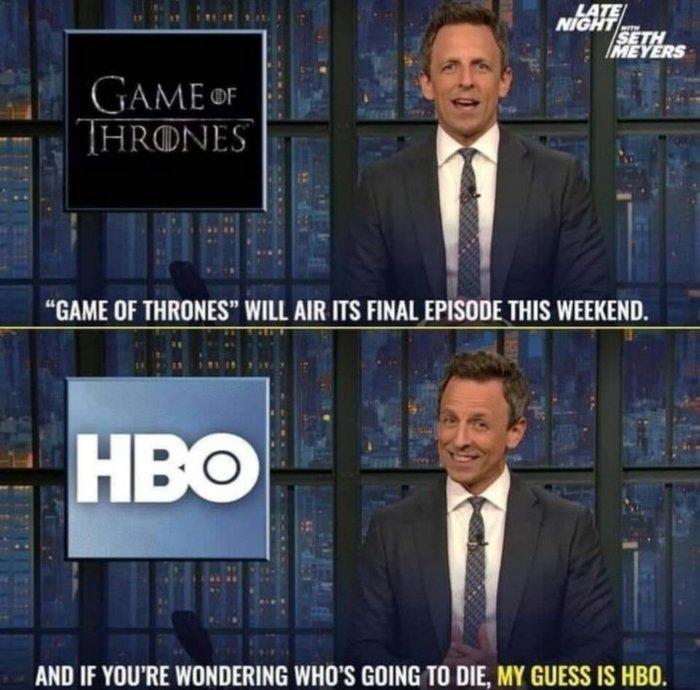 R.I.P HBO Игра Престолов, HBO, Reddit