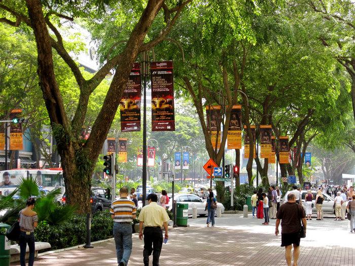 Как живут сингапурцы. Сингапур, Азия, Длиннопост