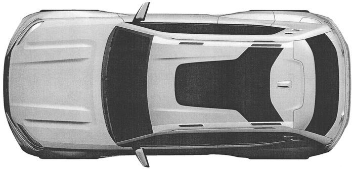 АвтоВАЗ запатентовал дизайн нового внедорожника Автоваз, Лада, Lada 4x4 Vision, Длиннопост, Авто, Дизайн
