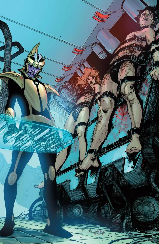 Думаешь, у тебя было тяжелое детство? Почитай про малыша Таноса (часть 2) Детство, Танос, Marvel, Мстители, Мстители: Война бесконечности, Мстители: Финал, Комиксы, Дитя тьмы, Длиннопост
