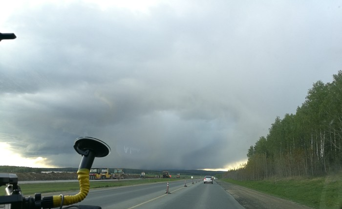 Уральская погода Погода, Урал, Пейзаж, Красота, Фотограф рукожоп, Длиннопост