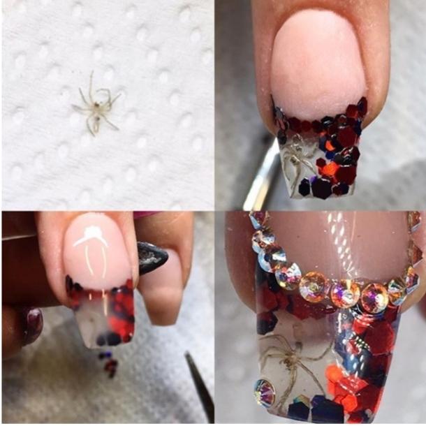 Когда просто накрасить ногти недостаточно