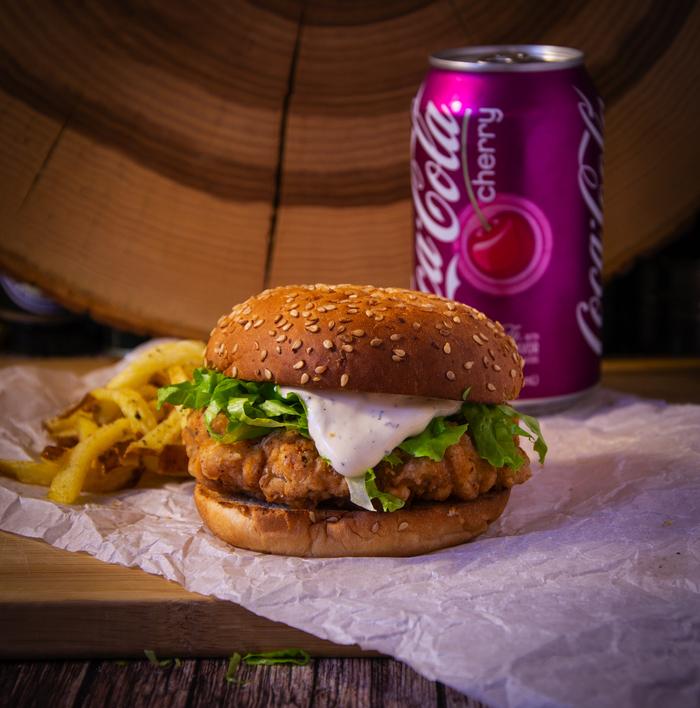 Макчикен справедливости Еда, Рецепт, Кулинария, Приготовление, Вкусно, Курица, Макдоналдс, Dinoburger, Длиннопост