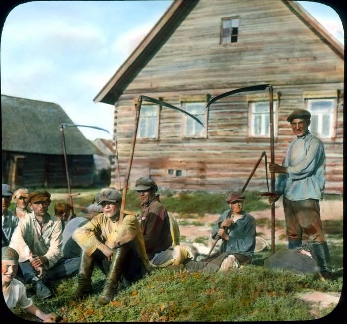 Довоенный Ленинград и его окрестности 1931 год СССР