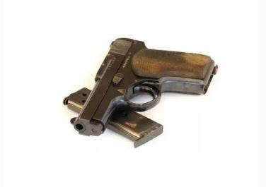 5 редких пистолетов, о которых вы, возможно, не знали Оружие, Редкое и необычное оружие, Факты, История, Военная история, Длиннопост