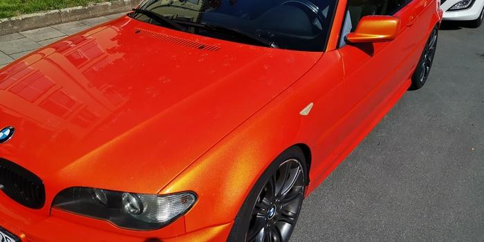 Окраска машины Авто, Цвет, Краски, Покраска, BMW, Германия, Видео, Длиннопост