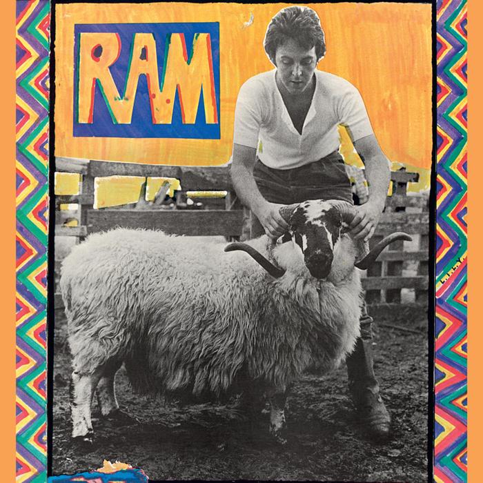 48 лет альбому Пола Маккартни 'RAM' Рок, Пол Маккартни, Ram, 70-е, Англия