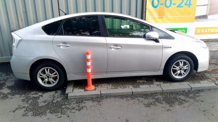 Вежливые предупреждения Владивосток, Автохам, Неправильная парковка, Космические угрозы