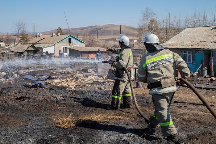 Лес рубят – села горят Новости, Длиннопост, Лесные пожары, Негатив, Пожар, Россия, Сибирь
