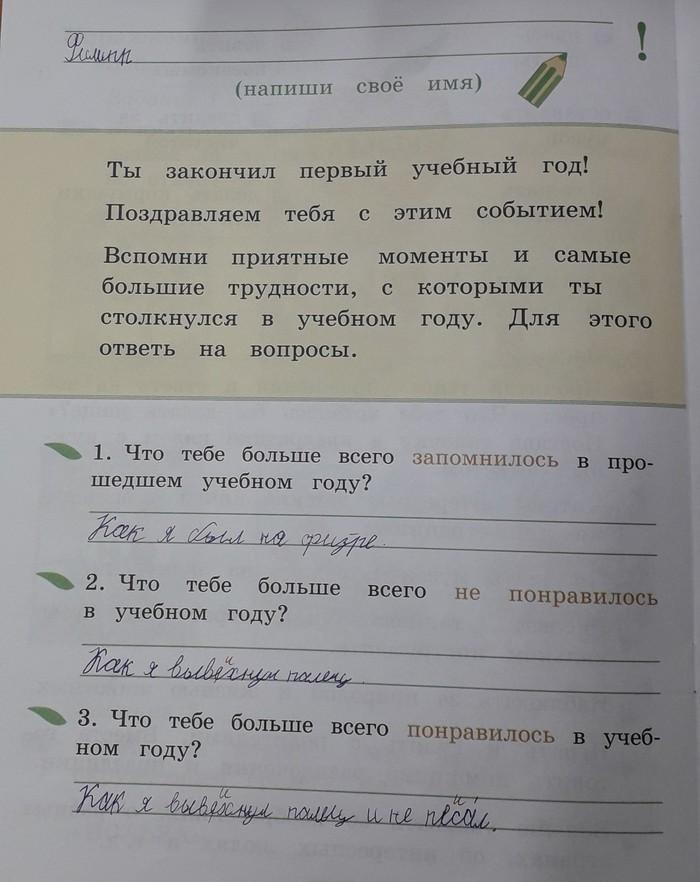 Итоги года Школа, Первоклассник, Итоги, Школьные годы