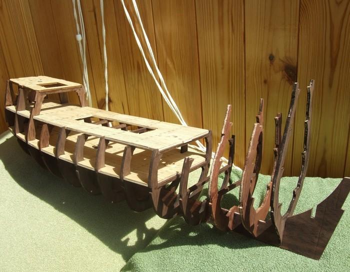 Модель корабля Корабль, Кораблестроение, Сборная модель, Галеон, Длиннопост