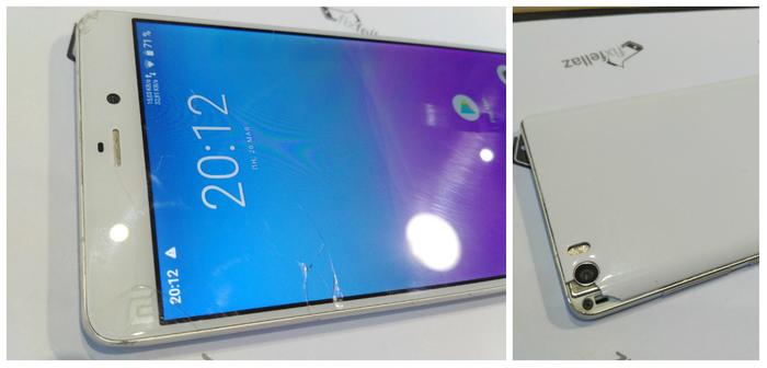 Восстановление Xiaomi Mi Note. Вторая жизнь Mi, Xiaomi, Восстановление, Сервис, Ремонт, Смартфон, Android, Длиннопост
