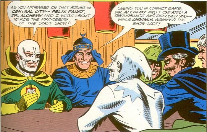 Погружаемся в комиксы: Justice League of America #21-30 Супергерои, DC Comics, Лига Справедливости, Комиксы-Канон, Длиннопост