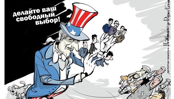 США и управляемый хаос в странах Центральной Азии Политика, С5+1, США, Центральная Азия