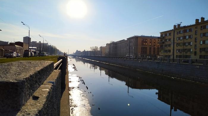 Старая набережная Обводного канала Санкт-Петербург, Обводный канал, Набережная, Длиннопост