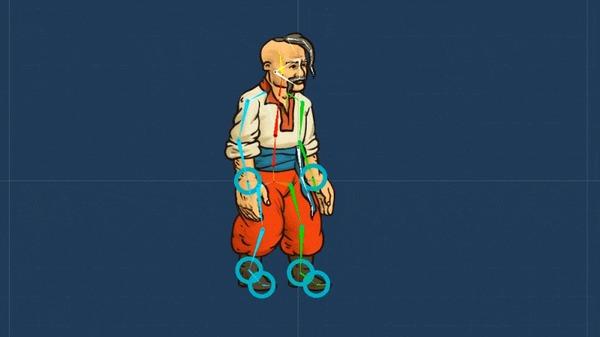 Highly Likely - Предыстория... Mikolazaporozhskygames, Highlylikely, Gamedev, Видео, Гифка, Длиннопост