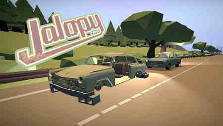 JALOPY Халява, Не Steam