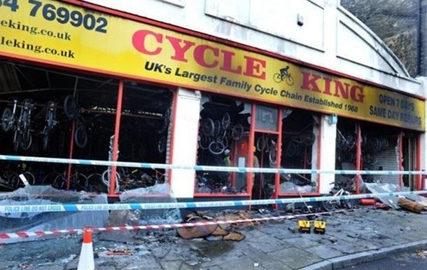Пытались сжечь мышь. Сожгли магазин, паб, ресторан. Британия и Британцы, Пожар, Глупость, Поджог