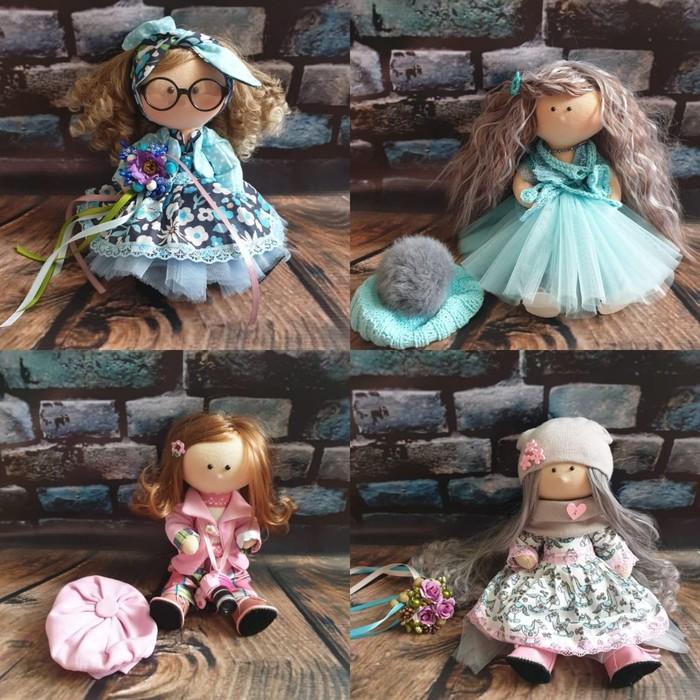 Куколки могут не только стоять но и сидеть Кукла, Своими руками, Ручная работа, Рукоделие без процесса, Рукоделие, Игрушки, Интерьерная кукла