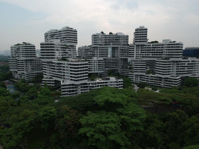 Архитектура в Сингапуре: четыре необычных здания Синапур, Архитектура, Длиннопост, Дизайн, Жилой дом, Видео