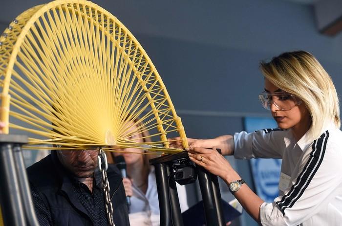 Чемпионат мира Спагетти, Соревнования