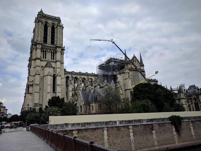 Notre-Dame de Paris Notre Dame De Paris, Собор, Реставрация, Париж