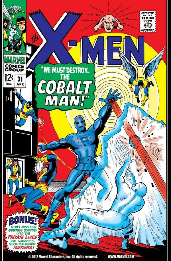 Погружаемся в комиксы: Uncanny X-Men #31-40 Супергерои, Marvel, Люди Икс, Человек-Паук, Комиксы-Канон, Длиннопост
