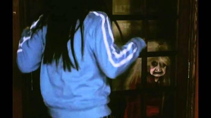 Как называется фильм ужасов?