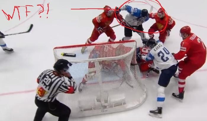 Хоккей, был фол или нет? Хоккей, Фол, Нарушение, Игра высоко поднятой клюшкой, Видео