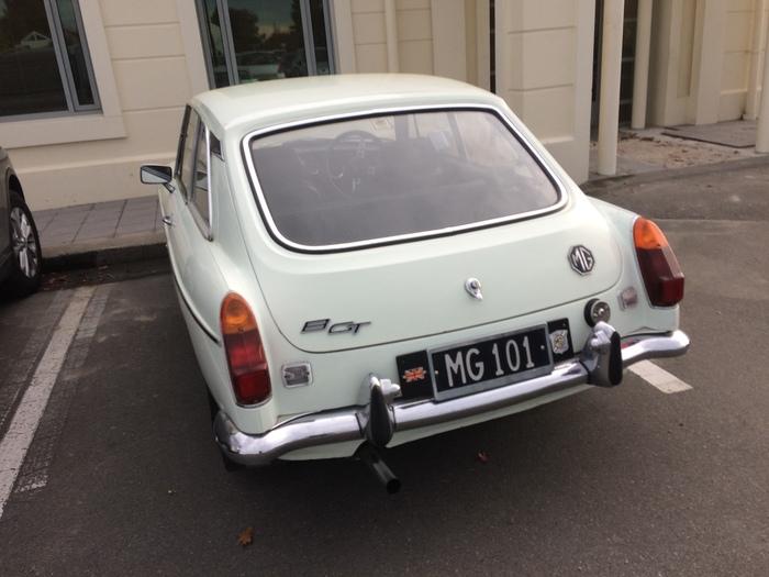 MGMGB GT British cars, Morris Garages, Длиннопост, Авто, Mg