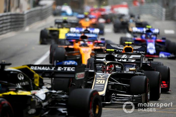 Гран-при Монако-2019: старый добрый паровозик Формула 1, Гонки, Авто, Автоспорт, Монако, Видео, Гран-При, Обзор, Длиннопост