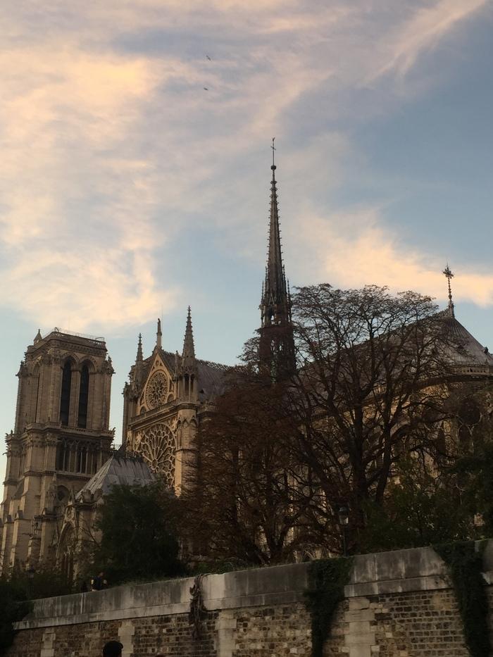 Моя эмигрантская жизнь во Франции: не Нотр-Дамом единым... Жизнь, Жизнь за границей, Длиннопост, Текст, Франция