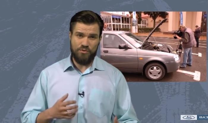 АвтоВАЗ пояснил, почему не ставит более мощные двигатели Автоваз, Двигатель, Лада, Видео, Длиннопост