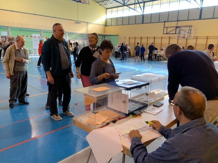 Королевство Испания и демократия или Как я на выборы ходила Испания, Заграница, Выборы, Длиннопост