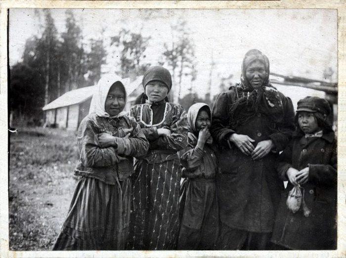 Юги (остяки) — исчезнувший северный народ Коренные народы, Остяки, Длиннопост