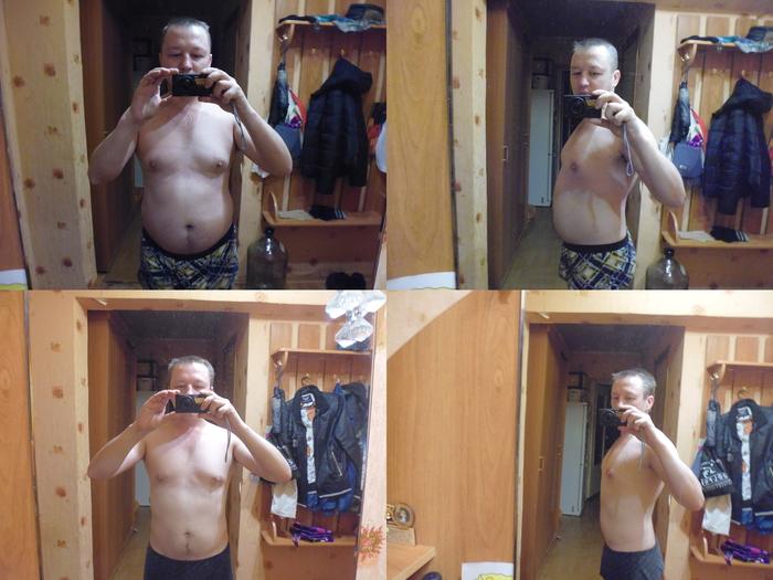 """Метод похудения для """"движения средних"""" или как я сбросил вес Похудение, Длиннопост, Лишний вес"""