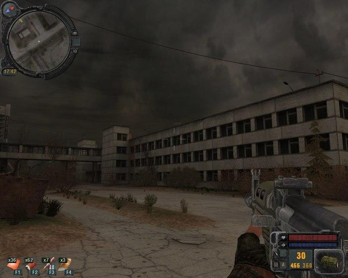S.T.A.L.K.E.R.: Зов Припяти— Чернобыльская зона отчуждения Фотография, Скриншот, Stalker Call of Pripyat, Сталкер, Длиннопост, Чзо, Игры, Реальность