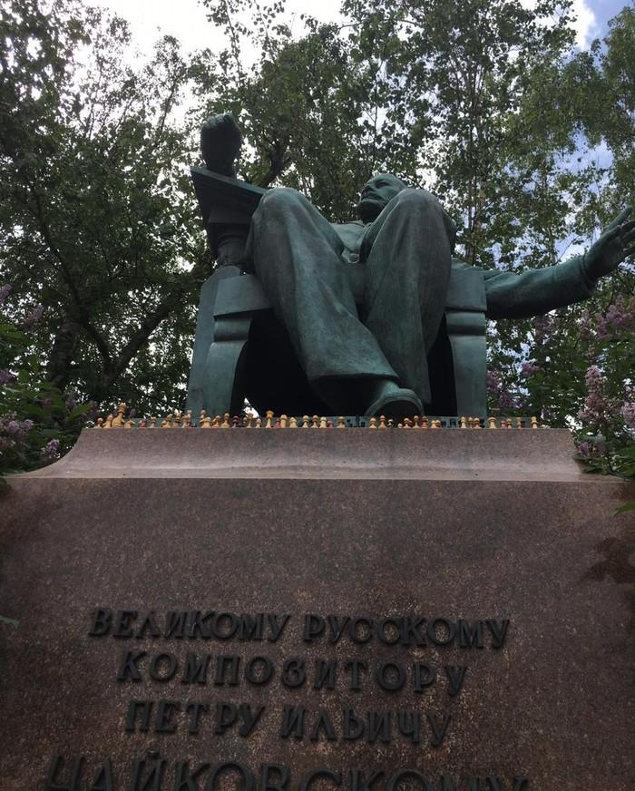 Шахматный Чайковский Вопрос к пикабушникам, Чайковский
