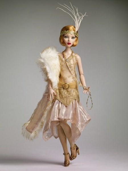 Tonner's Deja Vu dolls Шарнирная кукла, Винтаж, 1920-е, Длиннопост