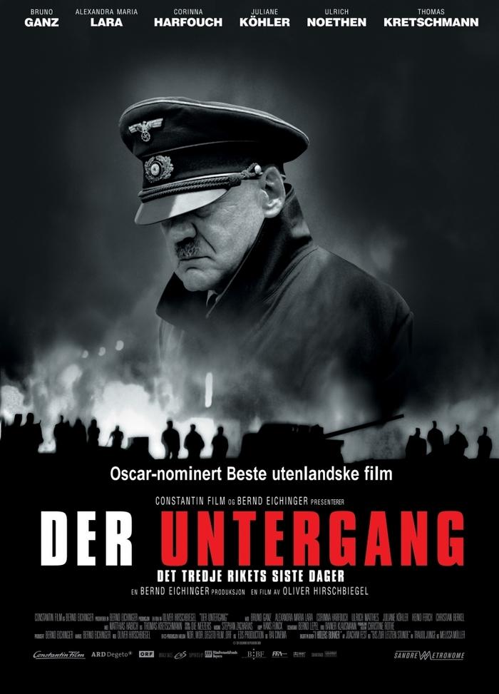 """Кинофакты. Фильм """"Бункер"""", 2004 Фильмы, Интересные факты о кино, Бункер, Адольф Гитлер, Видео, Длиннопост"""