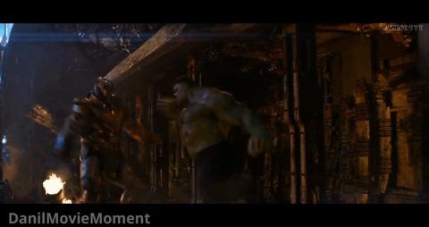 Танос слабый злодей, которого делают сильнее и опаснее за счет ослабления и забывания персонажей. Часть 5. Танос Мстители, Мстители: Финал, Мстители: Эра Альтрона, Матрица: Революция, Битва титанов, Танос, Тор, Халк, Гифка, Длиннопост