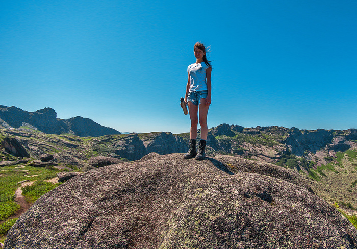 На пик Мать Саян, впервые Ергаки, Лазурное озеро, Путешествия, Активный отдых, Отдых на природе, Отдых в России, Длиннопост