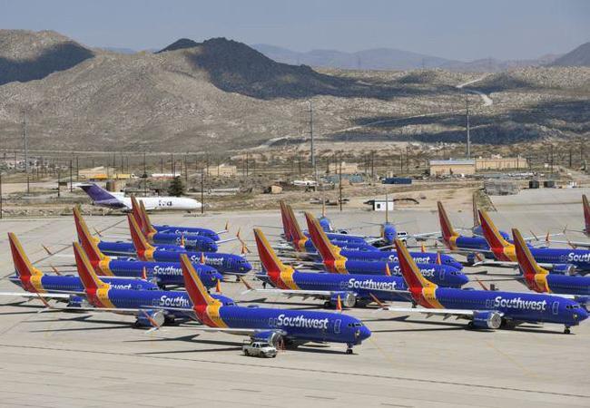 Проблемы с Boeing 737 всё не заканчиваются Авиация, Боинг, Boeing-737, Брак