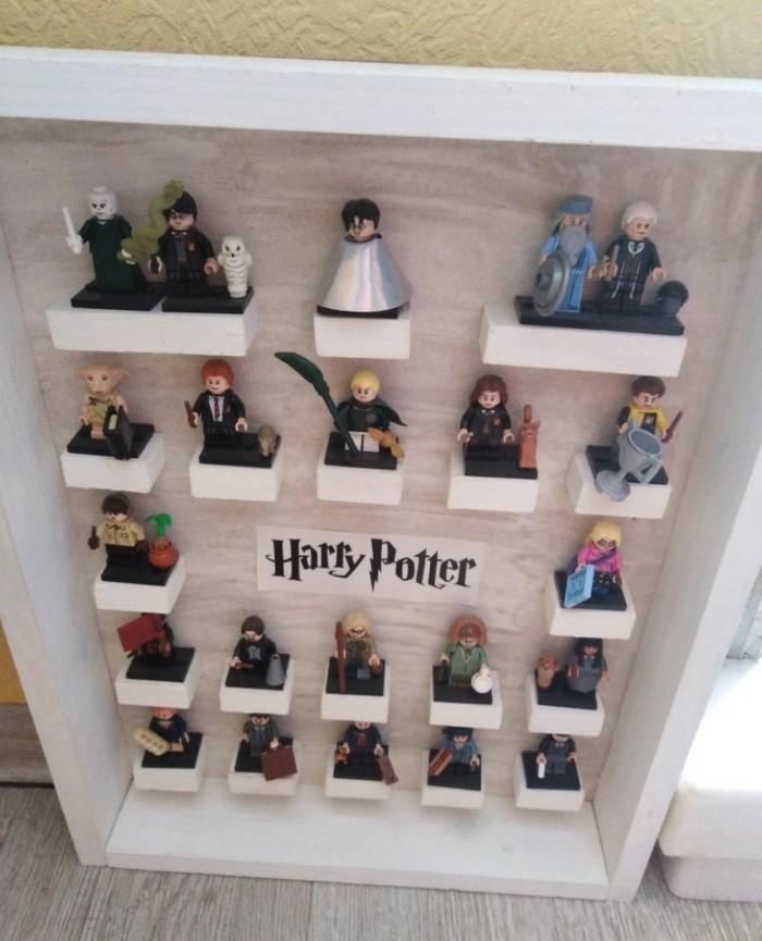 Блог Коллекционера LEGO, Гарри Поттер, Фантастические твари, LEGO minifigures, Коллекционирование, Коллекция
