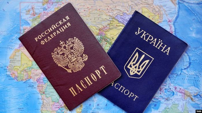 В Раде предложили конфисковать имущество у жителей Донбасса с паспортами России Украина, Россия, Политика, Гражданство, ДНР и ЛНР, Донбасс, Новости