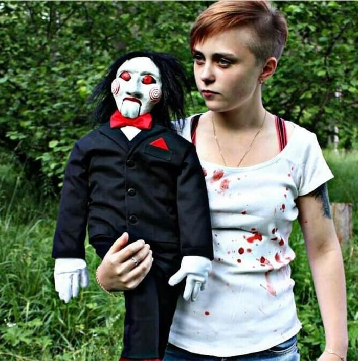 Заказчица с Пилой )) Своими руками, Интерьерная кукла, Портретная кукла, Пила