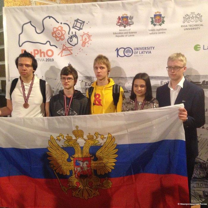 Российские школьники завоевали 4 медали на Европейской олимпиаде по физике Новости, Наука, Физика, Олимпиада, Школьники, Поздравление, Риа Новости, Европа
