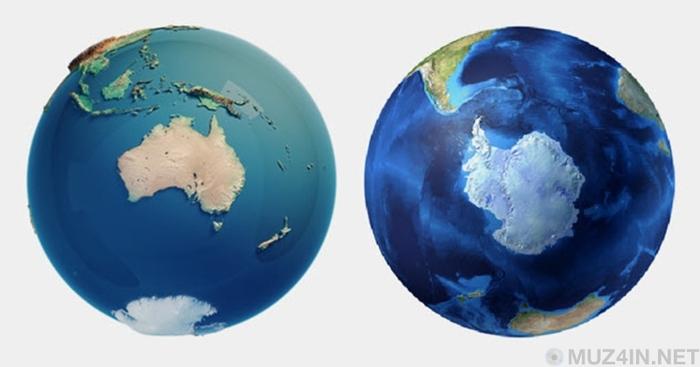 Десять удивительных фактов о континентах Континенты, Факты, Познавательно, Интересное, Наш мир, География, Длиннопост, Яндекс Дзен