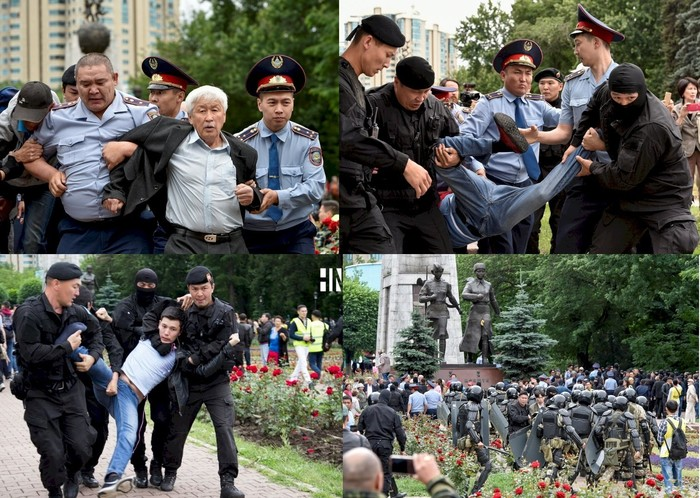 Сегодня в Казахстане выборы Выборы, Казахстан