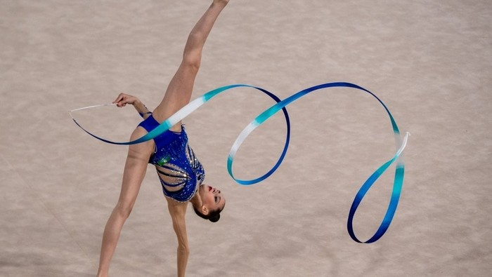 Российских гимнасток наградили под гимн СССР Спорт, Награждение, Ошибка, Видео